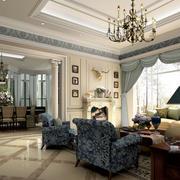 欧式风格家具展示