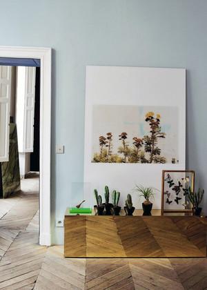时尚品味:家装客厅简约设计装修图例