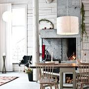 简约北欧小客厅