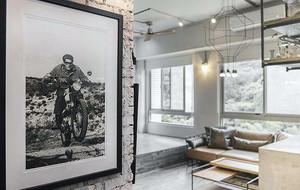 公寓创意风格客厅装饰