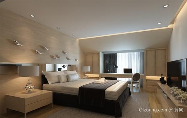 大户型时尚风格房间设计装修效果图