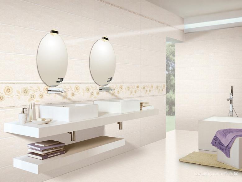 2016小户型欧式精美的浴室吊顶装修效果图