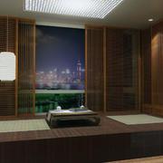 现代飘窗整体设计