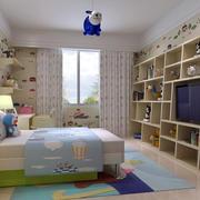 简约风格房间效果图片