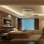 卧室背景墙效果图片