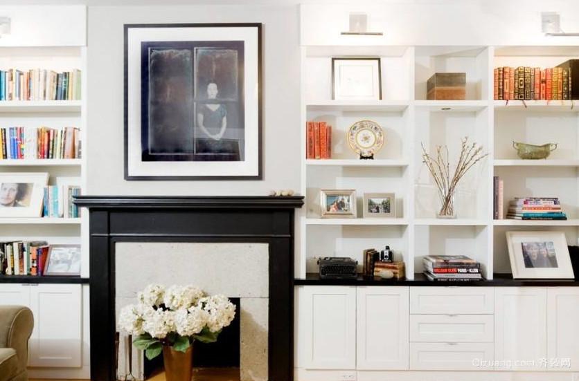 110平米纯色调客厅塑料储物柜效果图