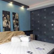 现代风格卧室效果图片