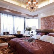唯美型卧室效果图片
