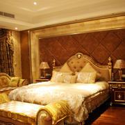 温馨型卧室效果图片