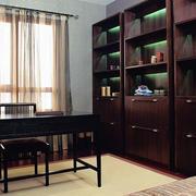 室内书柜设计模板