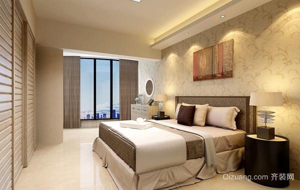 别墅舒适系列房间设计装修效果图