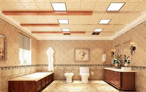 现代卫生间整体设计