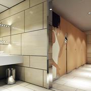 创意风格个性洗手间装饰