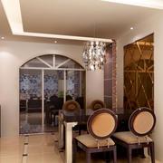 中式风格背景墙设计