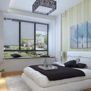 卧室飘窗效果图片