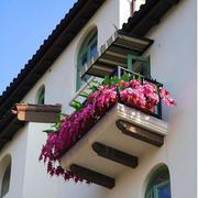 现代阳台造型图设计
