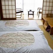 日式经典卧室榻榻米装饰