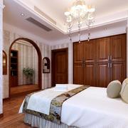 欧式风格房间效果图片