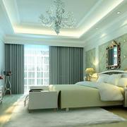 清新风格房间效果图片