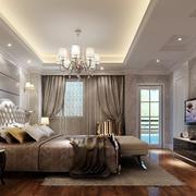 时尚风格房间效果图片