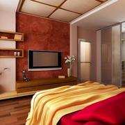 中式风格房间效果图片