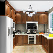 现代厨房设计模板鉴赏