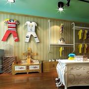 服装店精致风格柜台装饰