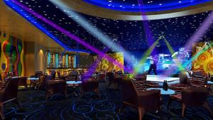 300平米气质系列主题酒吧设计装修效果图