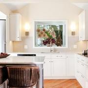 厨房背景墙设计图片