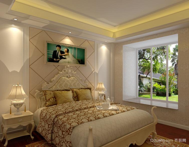 40平米小户型精致的欧式卧室装修效果图