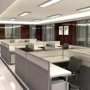 现代简约风格写字楼办公室装饰