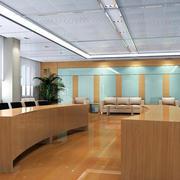 写字楼会议室装饰