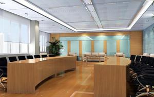180平米现代简约风格写字楼办公装修设计