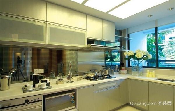 别墅时尚风格厨房装修效果图