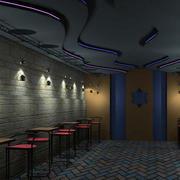 2016音乐主题酒吧设计效果图