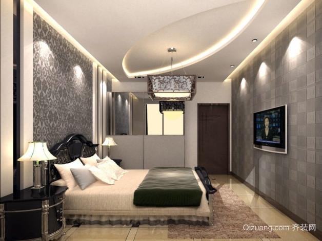 后现代风格交换空间卧室装修效果图