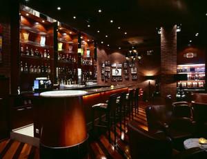 小户型酒吧吧台酒柜装修装饰设计效果图