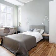 小户型卧室窗户装饰