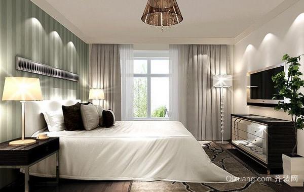 精品小户型北欧风格卧室装修效果图