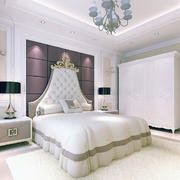 卧室唯美的色调搭配