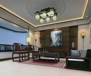 舒适大方的现代日式小户型榻榻米卧室装修效果图