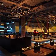 2016时尚风格主题酒吧设计效果图