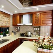 精致型厨房设计图片