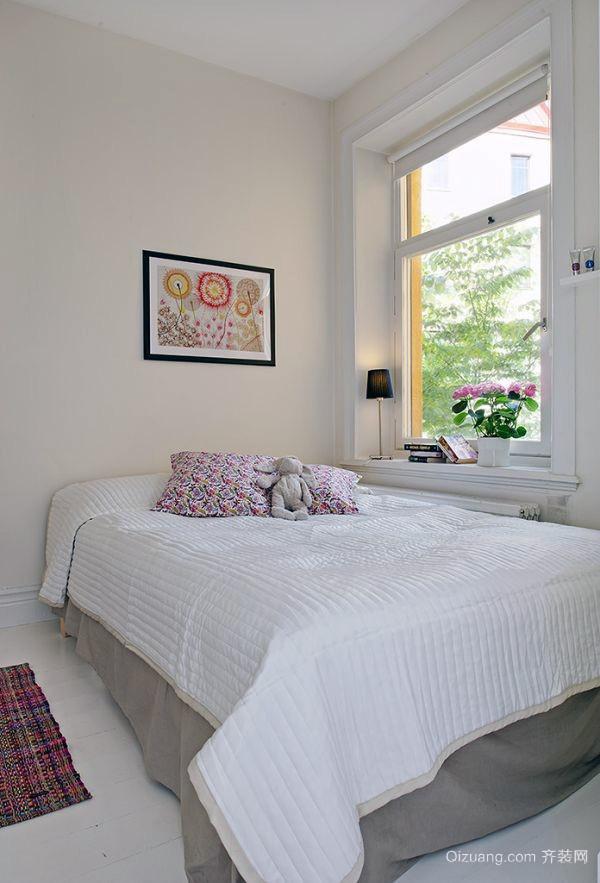 40平米小户型温馨小卧室装修效果图