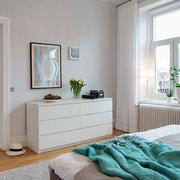 小户型简约风格卧室橱柜装饰