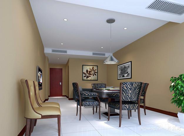 现代简约风格酒店棋牌室装修效果图