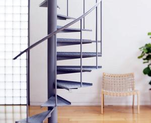 100平米创意型室内楼梯设计效果图