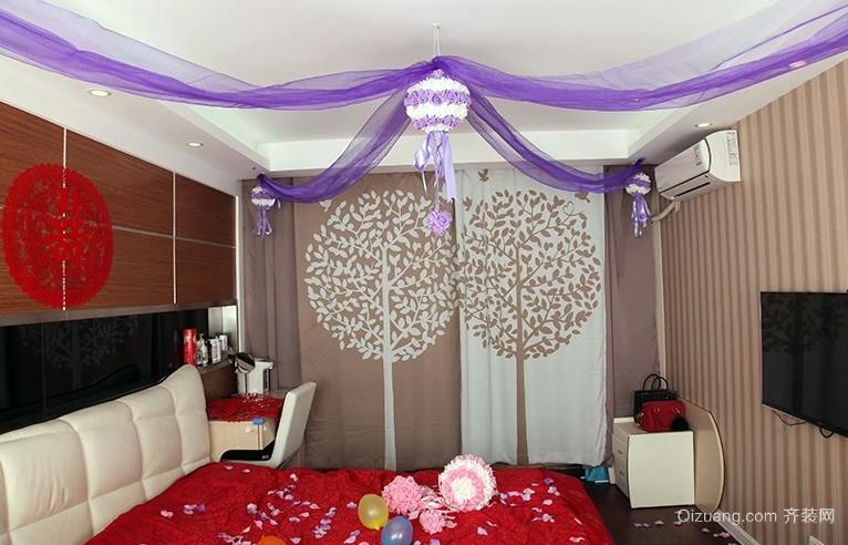 婚房客廳裝修圖片