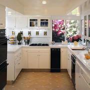 108平米创意系列家庭厨房装修效果图