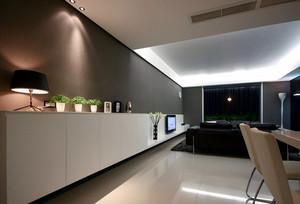 120平米大户型欧式客厅储物柜装修效果图鉴赏